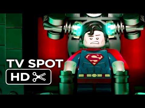 The Lego Movie Extended TV SPOT - Man of Plastic (2014) - Chris Pratt, Will Ferrell Movie HD