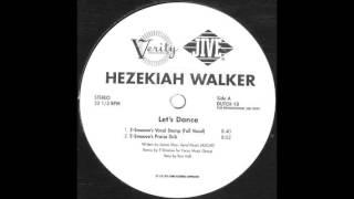 Watch Hezekiah Walker Let