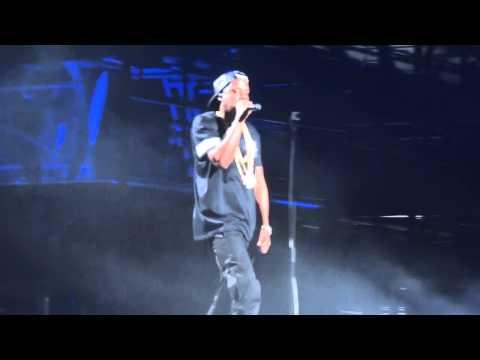 Jay-Z - Somewhere in America + Big Pimpin' (Live)