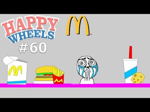 Happy Wheels Part 60 - MCDONALDS