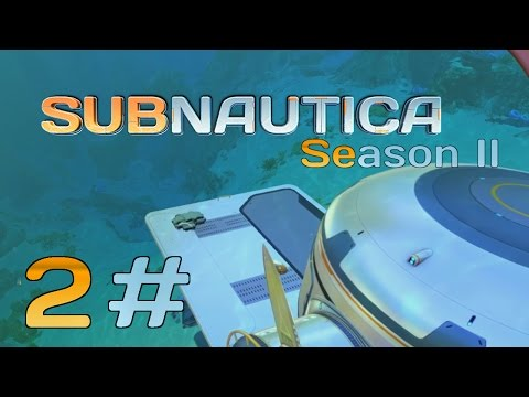 Subnautica | Bioreactor Base Building | part 2 | Let's play - gameplay
