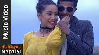Katti Ramailo - New Nepali Modern Song 2017/2074   Deepak Bidari   Aashiq Prajapati