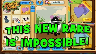 I QUIT OVER THIS NEW RARE! ANIMAL JAM FAIL.