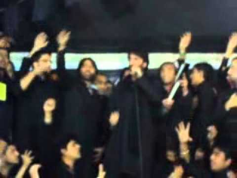 Nadeem Sarwar At Karachi 2011 Ya Ali Ya Hussain video