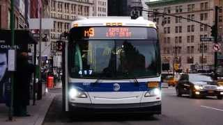 Download MTA New York City Bus & MTA Bus Company : City Hall/Broadway & Barclay Street 3Gp Mp4