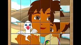 xnxx -GO, DIEGO, GO! Box Puzzle - Sliding Puzzle Games for Kids