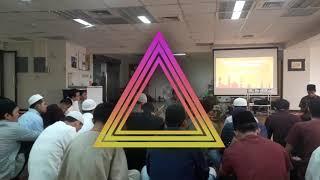 Acara MABIT di masjid Assalam di tainan
