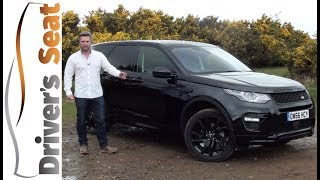 Land Rover Discovery Sport 2017 Review | Driver's Seat
