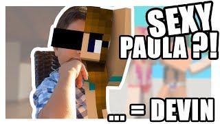 """Paula """"outet"""" sich als Devin (Interview mit Dezzy und """"Paula"""")"""