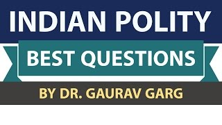 Indian Polity MCQ practice Set -2 for SSC CGL