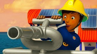Fireman Sam Full Episodes | Safety lessons - Wheel on fire | Marathon 🚒🔥Kids Movie