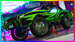 "GTA 5 DLC ""LOWRIDERS 2"" SPENDING SPREE! - BUYING NEW SLAMVAN CUSTOM, FACTION DONKS & VIRGO CUSTOM!"