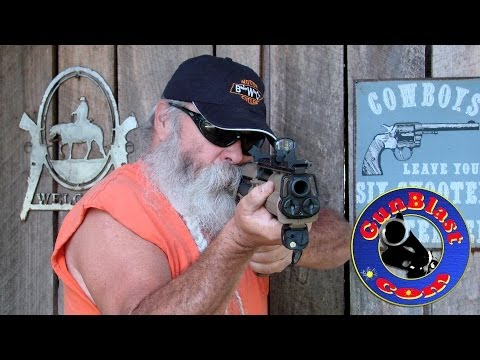 Kel-Tec KSG 12-Gauge Fighting Shotgun UPDATE! - Gunblast.com