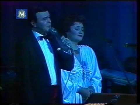 Magomaev Sinyavskaya - Silent Night