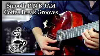 Julian Scarcella improvise on Coffe Break Grooves smooth rnb 1 7 em  backing