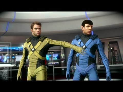 Star Trek The Video Game - Launch Trailer