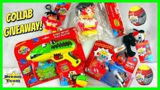 Tubey Toys & Dream Team Collab Give Away! Win Hairdorables & Ryan's World Toys!