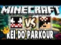 Venom Vs Fenom! - Rei do Parkour: Minecraft #4