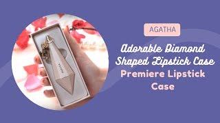 Adorable Diamond Shaped Lipstick Case | AGATHA | YesStyle Korean Beauty