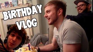 Squiddy's Birthday VLOG