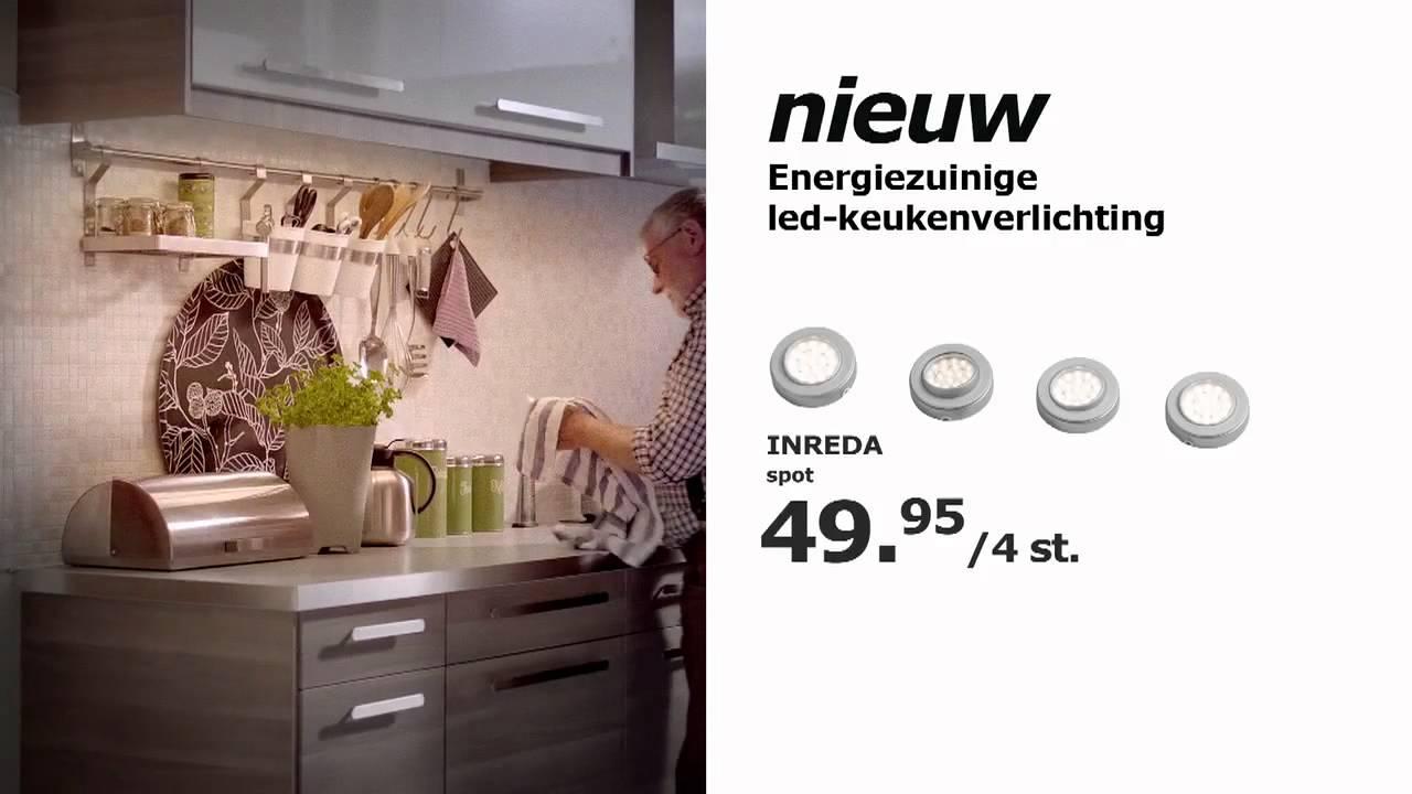 Led Verlichting Keuken Ikea : IKEA commercial 2012, Led – Keukenverlichting. Januari – Februari 2012