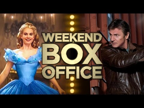 Weekend Box Office - March 13-15, 2015 - Studio Earnings Report HD
