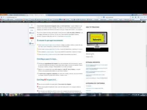 Crear widgets en HTML con un editor