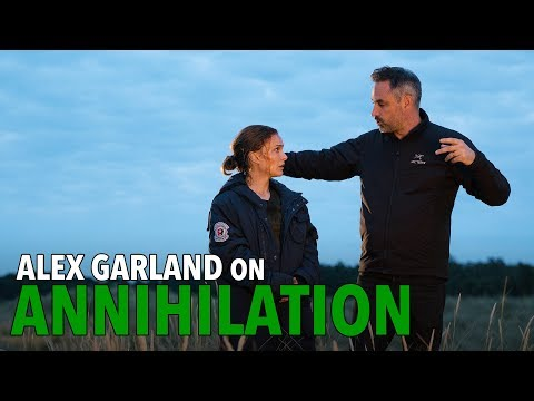 Alex Garland On Annihilation