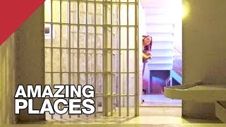 Rotary Jails and Accidental Amputations