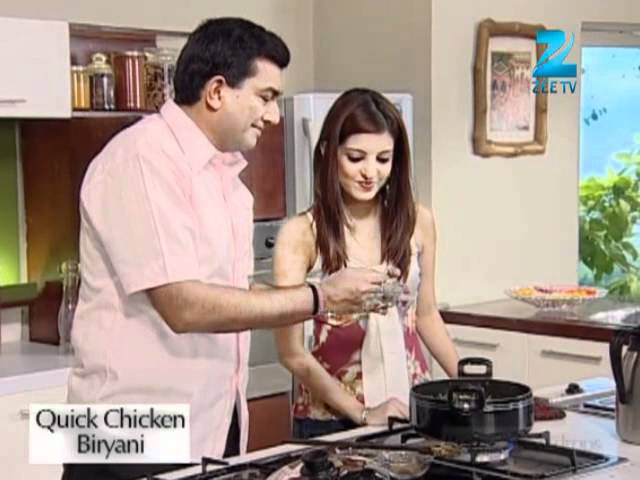 sddefault Hyderabadi Chicken Biryani | Sanjeev Kapoor