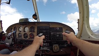 Flying a Real Airplane