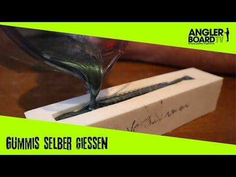 Tipps und Tricks: Gummifische selber machen | Gewinnspiel | Svartzonker | Anglerboard TV