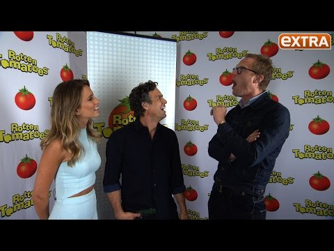 Comic-Con 2014: Mark Ruffalo & Paul Bettany on 'Avengers 2,' and a Solo 'Hulk' Movie