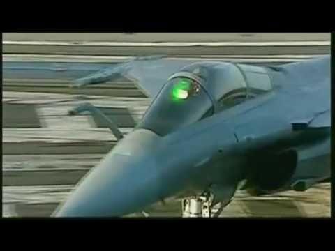Le Dassault Rafale F-3