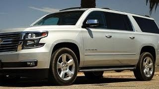 CNET On Cars - 2015 Chevy Suburban: Big, fresh, and tech-laden - Ep. 44
