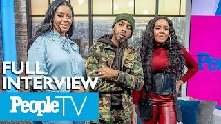 Growing Up Hip Hop: Vanessa & Angela Simmons On 'Crying Like Babies' At Brother's Wedding | PeopleTV