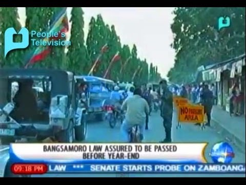 NewsLife: Bangsamoro Law assured to be passed before year-end || Feb. 6, '14