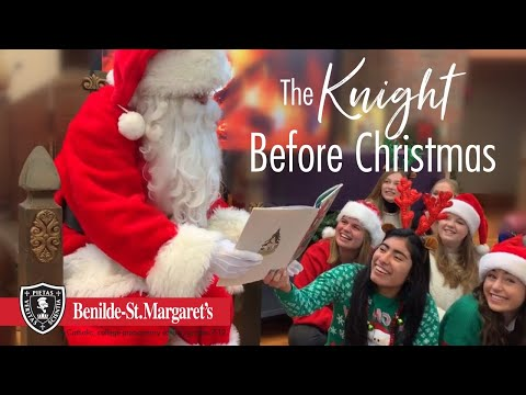 Benilde-St. Margaret's Presents The Knight Before Christmas