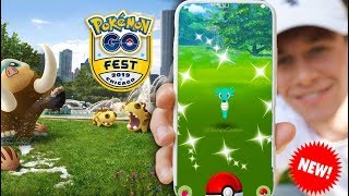 THE BIGGEST EVENT OF THE YEAR IS HERE WITH A NEW SHINY! Pokémon GO
