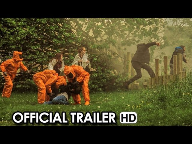 CONTAINMENT directed by Neil McEnery-West - Official Trailer (2015) - Thriller Movie HD