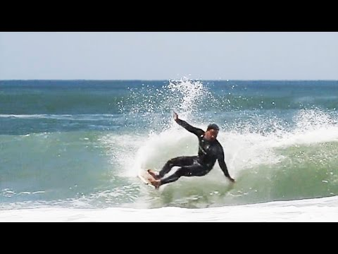 Perfect Day | Big Wave SURFING in South West of France