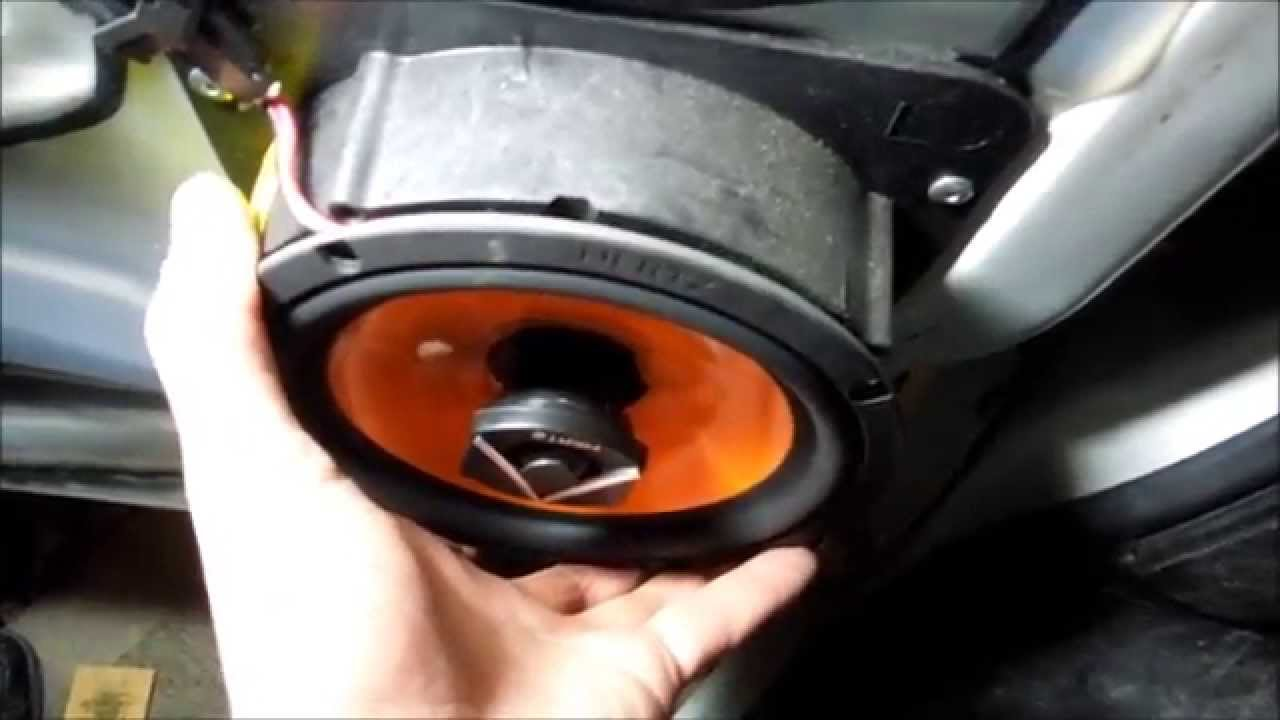 Chevy Express Van >> how to install speakers in a chevy express 2011 - YouTube