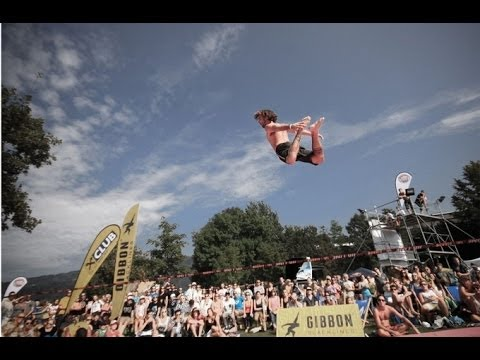 Slackline WorldCup @ Freakwave 2013 - Director s cut