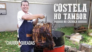 Costela no Tambor I Churrasqueadas
