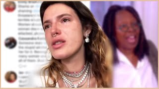 Bella Thorne Shamed by Whoopi Goldberg for N*de Photo