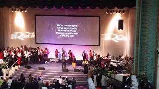 Heaven Send The Rain- Ruach Super Sunday