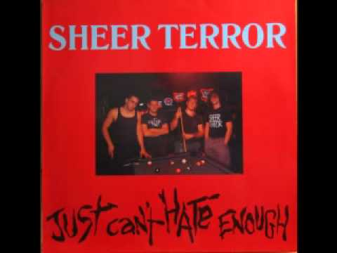 Sheer Terror - Roses