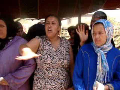 مواطن من ددوار الحاجب يستغيث بسبب إلغاء القافلة الطبية..