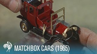 Matchbox Toy Cars: How They Are Made (1965) | British Pathé