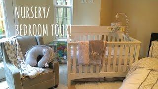 NURSERY/BEDROOM TOUR !